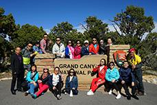 畅游大峡谷国家公园2017.5 美国毕业之旅